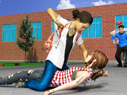 High School Bully Gangster: Karate Fighting Games 1.1.3 screenshots 7