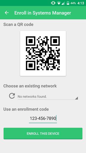 Meraki Systems Manager android2mod screenshots 2