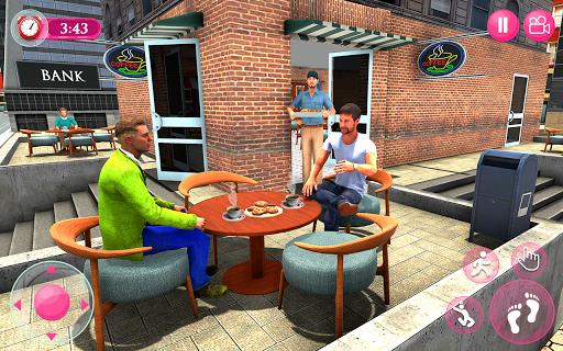 virtual family - hgamey life dad mom simulator 2021 screenshot 3