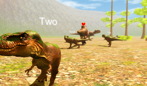 Tyrannosaurus Simulator android2mod screenshots 14
