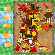 Puluc: Mayan running-fight board game