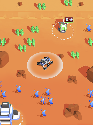 Space Rover: idle planet mining tycoon simulator 1.93 screenshots 17