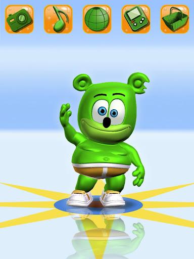 Talking Gummy Free Bear Games for kids 3.5.0 screenshots 6