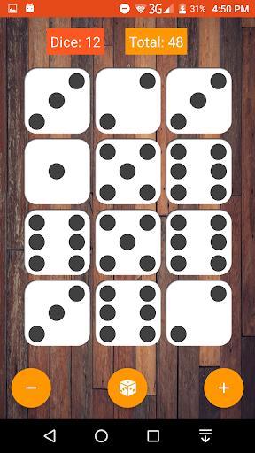 mobile dice screenshot 3