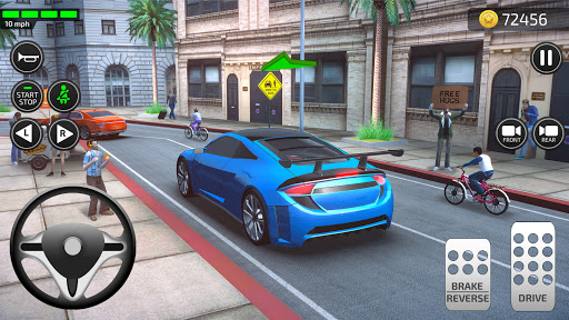 Driving Academy - Car School Driver Simulator 2020 2.7 screenshots 1
