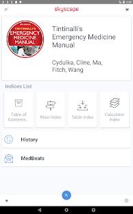 Tintinalli's Emergency Medicine Manual App
