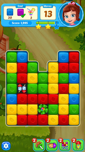 Fruit Cube Blast modavailable screenshots 7