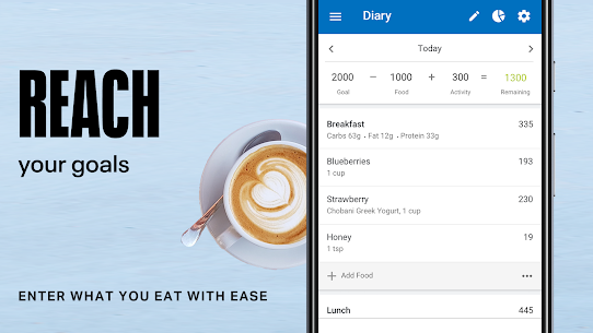CALORIE COUNTER MOD APK MYFITNESSPAL DOWNLOAD FREE HACKED VERSION 3