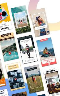 Social Media Post Maker - Make Social Videos 28.0 Screenshots 10