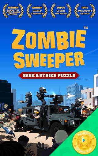 Zombie Sweeper: Seek and Strike Puzzle 1.2.103 screenshots 24