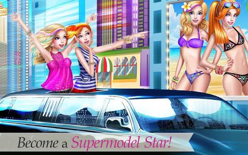 Supermodel Star - Fashion Game  screenshots 5