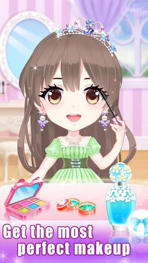 ud83dudc78ud83dudc9dAnime Princess Makeup - Beauty in Fairytale 2.6.5038 screenshots 9
