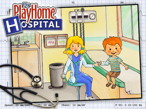 My PlayHome Hospital  screenshots 1