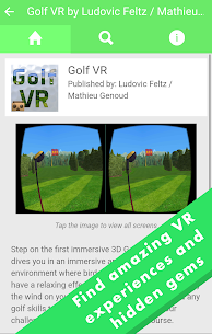 Top VR Apps & Games 1.7.5 Mod APK Updated Android 2