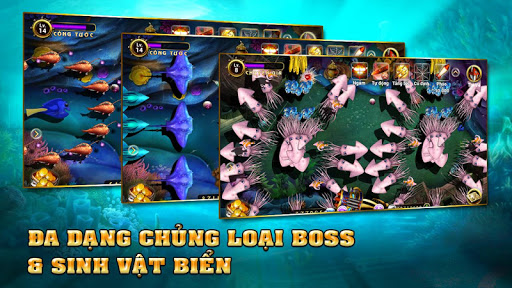 Fishing Pirate - Hải Tặc Bắn Cá - Ban Ca Ăn Xu For PC Windows (7, 8, 10, 10X) & Mac Computer Image Number- 22