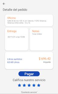 Gas del Atlu00e1ntico Pedidos 19.6 Screenshots 5