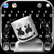 Dj Music Cool Man Keyboard Theme