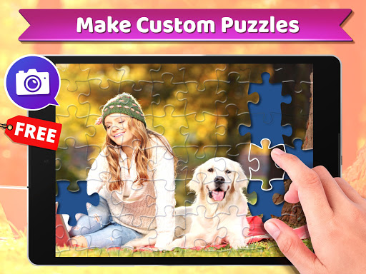 Jigsaw Puzzles Pro ud83eudde9 - Free Jigsaw Puzzle Games 1.4.1 screenshots 12