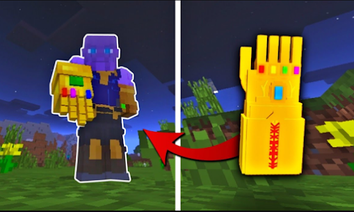 Thanos for Minecraft PE Game Hack Android and iOS 2