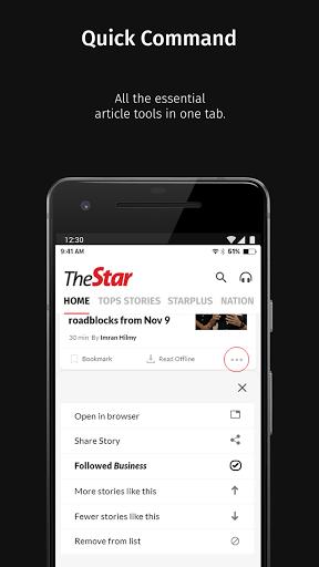 The Star Malaysia 6.0.4 Screenshots 6