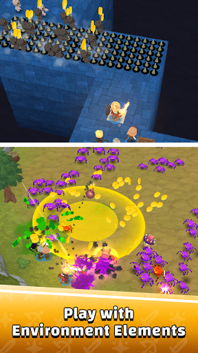 Tiny Fantasy: Epic Action Adventure RPG game apkpoly screenshots 5