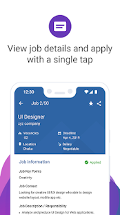 Bdjobs Screenshot