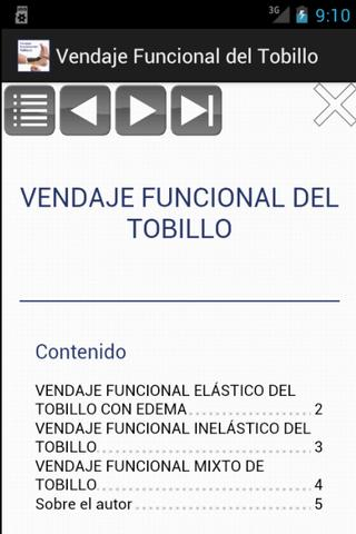 Vendaje Funcional del Tobillo For PC Windows (7, 8, 10, 10X) & Mac Computer Image Number- 6