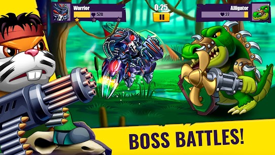 Hamsters: PVP Fight for Freedom Mod Apk 1.50 6