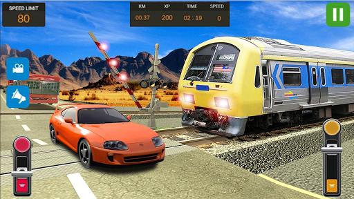 City Train Driver Simulator 2019: Free Train Games 4.8 screenshots 4