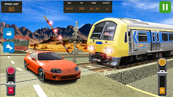 City Train Driver Simulator 2019: Free Train Games
