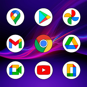Xperia – Icon Pack v5.0 [Patched] 4