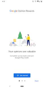 Google Opinion Rewards 2021080200 Screenshots 1