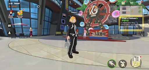 My Hero Academia: The Strongest Hero Anime RPG Apkfinish screenshots 6