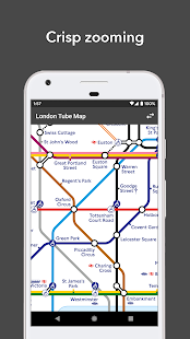 London Offline Transit Maps: Tube, Rail + more!
