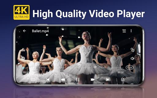 Video  Player - All Format HD Video  Player  screenshots 1