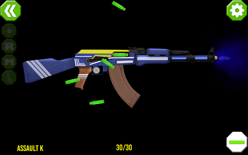 eWeaponsu2122 Toy Guns Simulator 1.2.1 screenshots 1