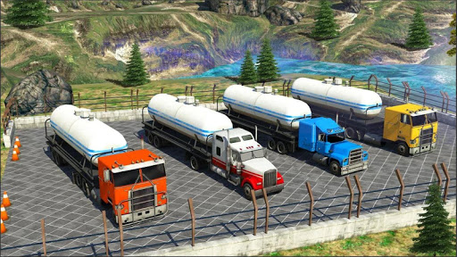 Indian Oil Tanker Truck Simulator Offroad Missions 2.8 Screenshots 8