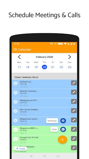 'ValCRM: SuiteCRM Mobile App'  screenshots 6