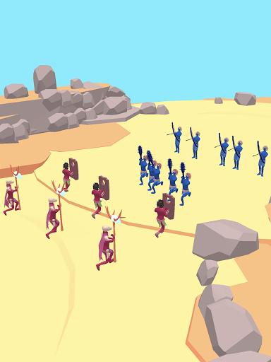 Draw Legion 3D: Epic War Simulator  screenshots 18