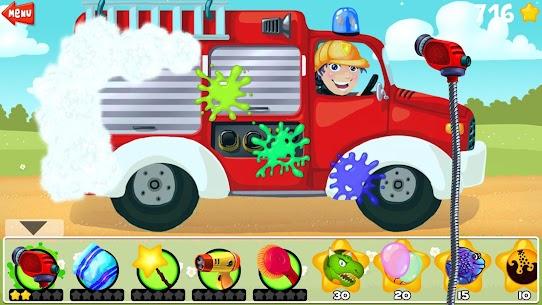 Car Wash – Cars Trucks Garage Kids 1