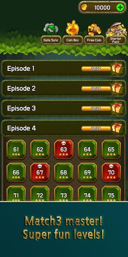 Jewel & Gem Crush - Match Master  screenshots 4