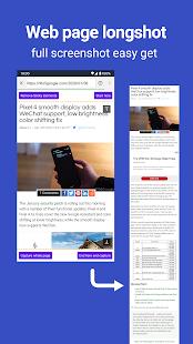 Screen Master: Screenshot & Longshot, Photo Markup 1.8.0.4 Screenshots 8