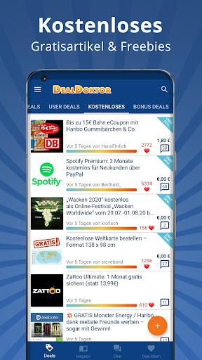 DealDoktor » Schnäppchen, Kostenloses, Gutscheine  screenshots 2