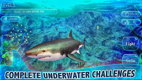 Real Shark Life – Shark Simulator Game Hack Game Android & iOS 3
