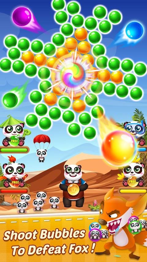 Bubble Shooter 3 Pandaのおすすめ画像4