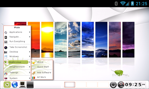 Linux Deploy Screenshot