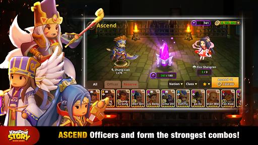 Kingdom Story: Brave Legion 2.58.1.KG screenshots 5