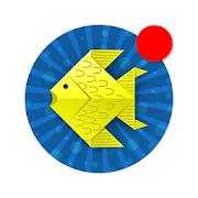 Origami Fish And Paper Aquatic Animals