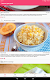 screenshot of Recipes for children: food for babies (feed photo)