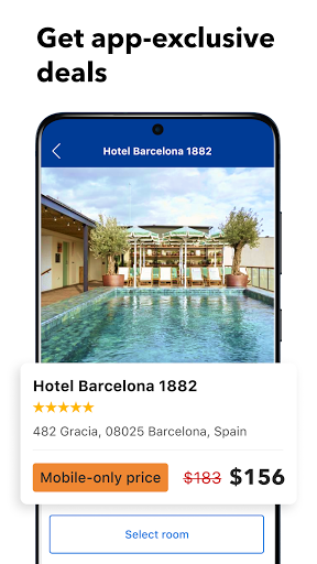 Booking.com: Hotels and more apktram screenshots 3